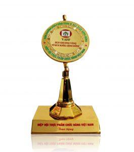 giải thưởng thực phẩm chức năng, Women 35+ Gold
