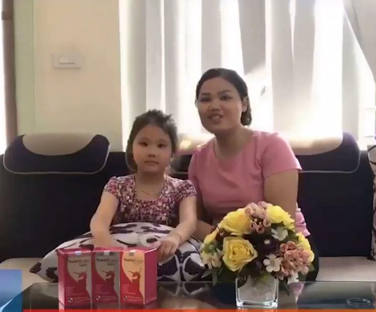 Chị Vũ Thị Thơm