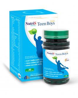 Nutri.S Daily Teen Boys GOLD