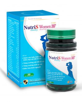 Women 35+ Gold – Sản phẩm chuyên biệt cho phụ nữ độ tuổi sau 30