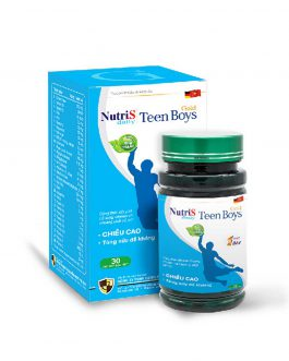 Nutri.S Daily Teen Boys GOLD