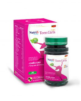 Nutri.S Daily Teen Girls​ GOLD