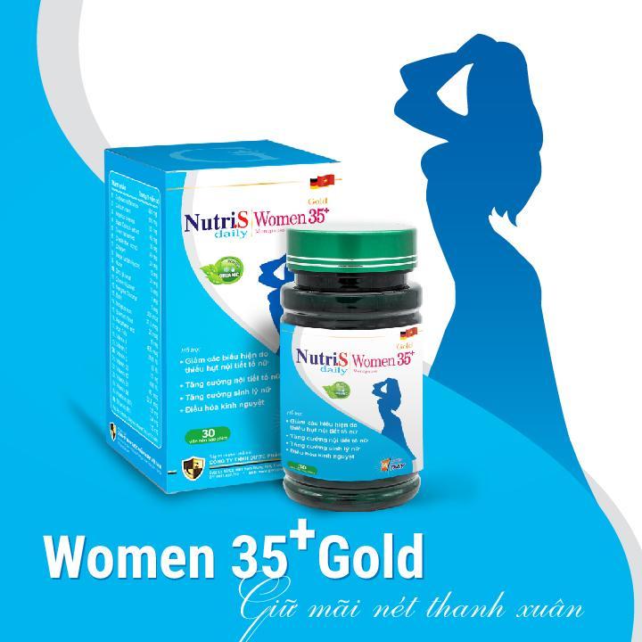 Ra mắt Nutri.S Women 35+ Gold – thế hệ mới